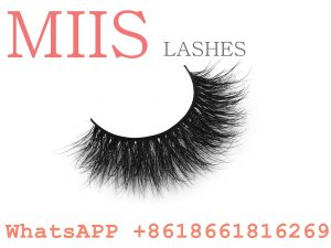 false strip lashes