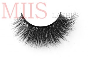 3d mink eyelash with custom